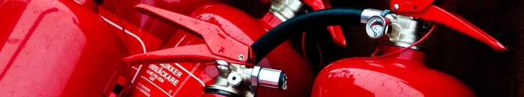Обслуживание и заправки огнетушителей