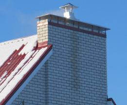 теплоизоляция трубы дымохода